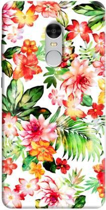 FABTODAY Back Cover for Mi Redmi Note 4