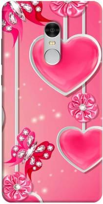 Furnish Fantasy Back Cover for Mi Redmi Note 4