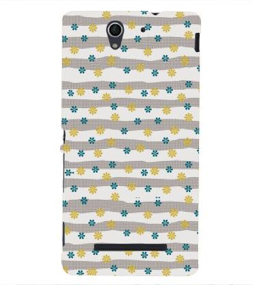 Printvisa Lite Back Cover for Sony Xperia C3 Dual D2502, Sony Xperia C3 D2533