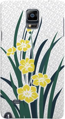 PrintVisa Back Cover for Samsung Galaxy Note 4 N9100