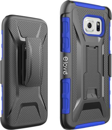 ELOVE Back Cover for SAMSUNG Galaxy S7 Edge