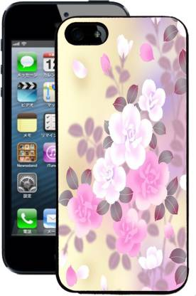 FUSON Back Cover for Apple iPhone 5 /5G /5S