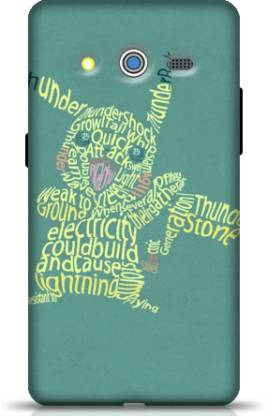 Style Baby Back Cover for SAMSUNG Galaxy Core 2