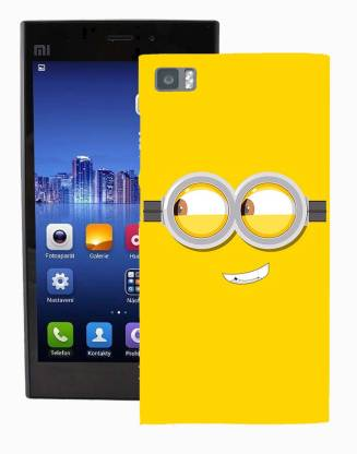 Pickpattern Back Cover for Xiaomi Mi 3