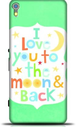 Style Baby Back Cover for Sony Xperia Xa Dual
