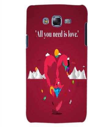 ColourCraft Back Cover for SAMSUNG Galaxy J5