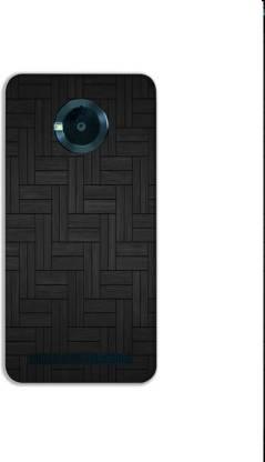 Moooi Back Cover for Micromax Yu Yuphoria