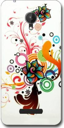 Sei Hei Ki Back Cover for Micromax Canvas Spark Q380