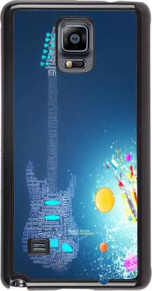 PrintVisa Back Cover for SAMSUNG Galaxy Note 4