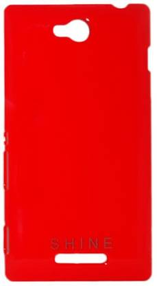 Shine Back Cover for Sony Xperia C C2305