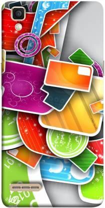 PrintVisa Back Cover for Oppo F1, A35