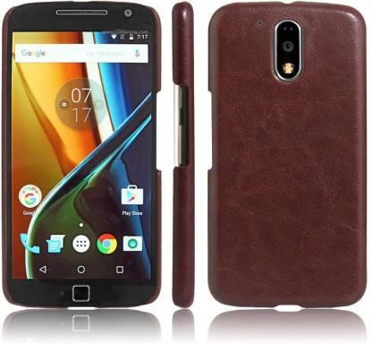 MVE Back Cover for Motorola Moto G (4th Generation) Plus