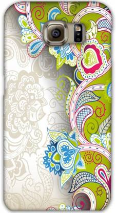 AT Shopping Back Cover for Samsung Galaxy S6 Edge Plus Mobile Back Cover Printed Hard Case
