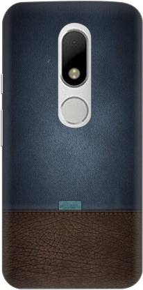 Knotyy Back Cover for Motorola Moto M