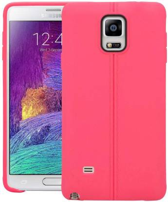 Cubix Back Cover for SAMSUNG Galaxy Note 4