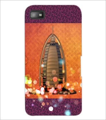 PrintDhaba Back Cover for Blackberry Z10