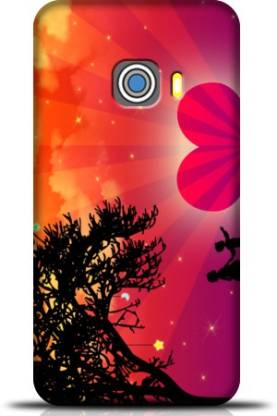 Style Baby Back Cover for Micromax Canvas Q355 Play