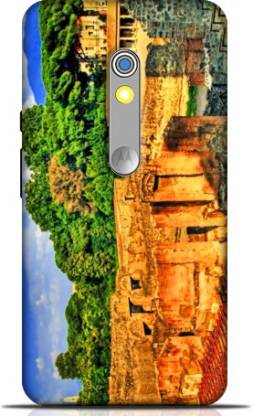 Style Baby Back Cover for Motorola Moto X Play