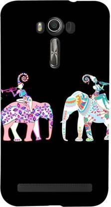 FUSON Back Cover for Asus Zenfone 2 Laser ZE550KL