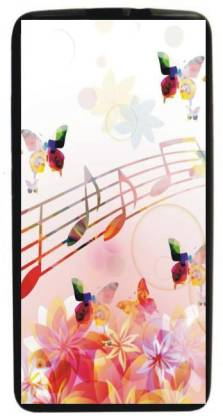 Techno Gadgets Back Cover for Intex Aqua Star II HD