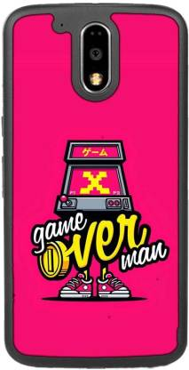 FUSON Back Cover for Moto G Play (4th Gen), Motorola Moto G4 Play