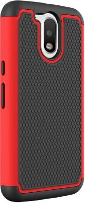DMG Front & Back Case for Motorola Moto G (4th Generation) Plus, Moto G4