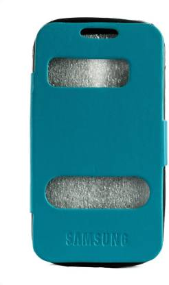 Mystry Box Flip Cover for Samsung Galaxy S Duos