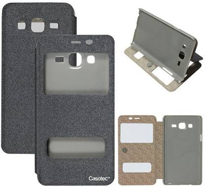 Casotec Flip Cover for SAMSUNG Galaxy On5