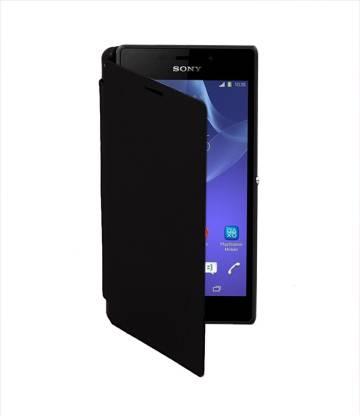 Koloredge Flip Cover for Sony Xperia M2
