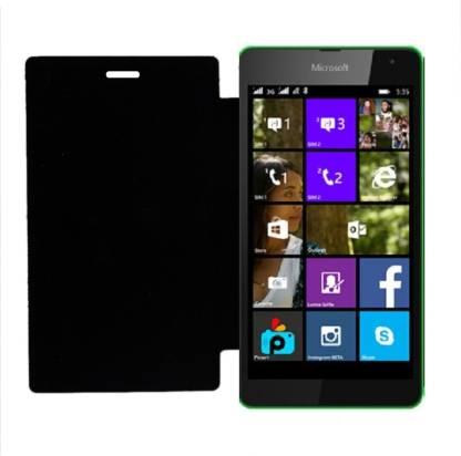 Coverage Flip Cover for Microsoft Lumia 535