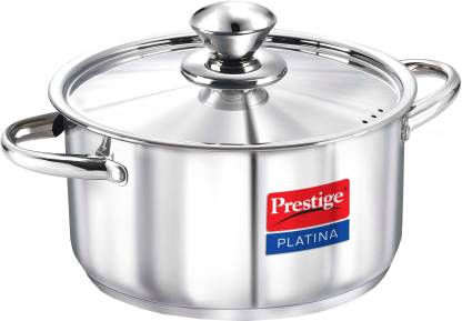 Prestige Platina Cook and Serve Casserole 3 L