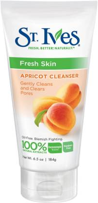 ST.IVES Apricot Cleanser For Skin