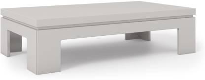 Dream Furniture Teak Wood Sagwan Solid Wood Coffee Table