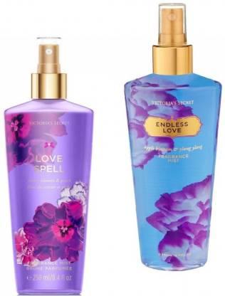 Victoria's Secret GG_VS_LoSp_EnLo Gift Set  Combo Set