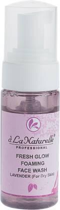 A La Naturelle Lavender Face Wash