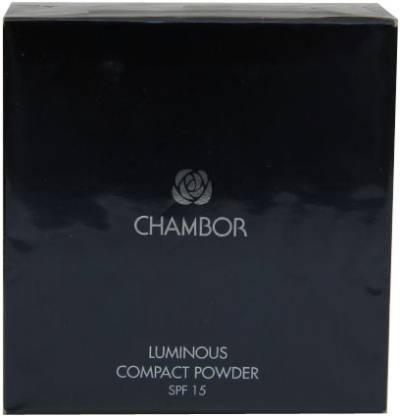 Chambor Luminous Powder Compact