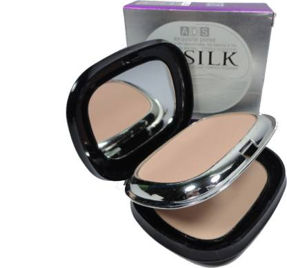 ads silk whitening powder opk Compact