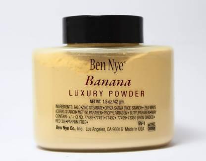 Ben Nye Luxury Banana powder Compact