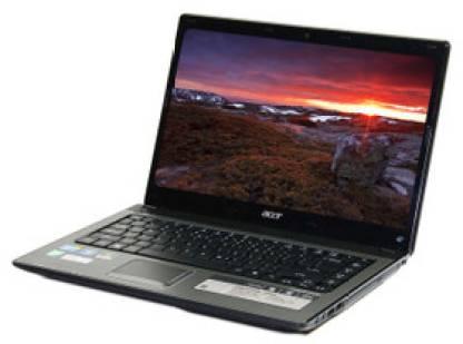 Acer Aspire 5755G Laptop (2nd Gen Ci3/ 4GB/ 500GB/ W7 HB/ 1GB Graph) (LX.RPW01.001)