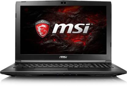 MSI GL Core i5 7th Gen - (8 GB/1 TB HDD/DOS/2 GB Graphics/NVIDIA GeForce GTX 1050) GL62M 7RD Gaming Laptop