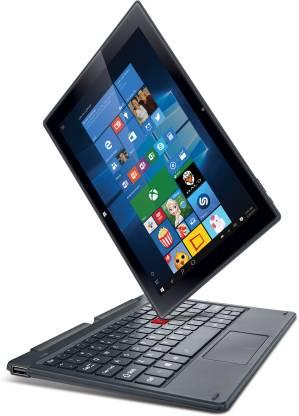 iball Atom Quad Core - (2 GB/32 GB EMMC Storage/Windows 10 Home) WQ191C 2 in 1 Laptop