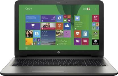 HP APU Quad Core A8 A8-7410 6th Gen - (4 GB/1 TB HDD/Windows 8 Pro) 15-af024AU Business Laptop