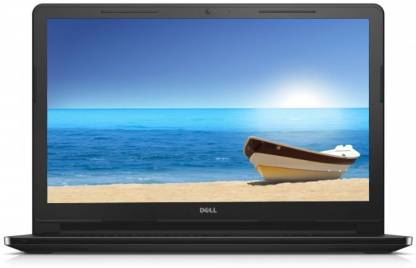 DELL Inspiron Core i3 5th Gen - (4 GB/1 TB HDD/Linux) 3558 Laptop