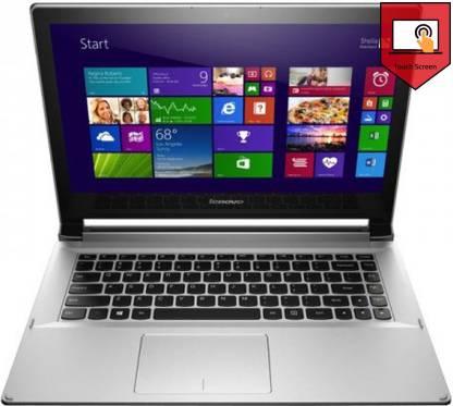 Lenovo Flex 2-14 (Intel 2-in-1 Laptop) (4th Gen Ci5/ 4GB/ 500GB/ Win8.1/ Touch/ 2GB Graph) (59-429729)