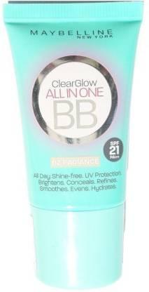 Maybelline Clear Glow BB Cream
