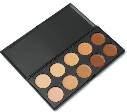 Looks United 10 Color Cosmetics Cream Complete Coverage  Concealer