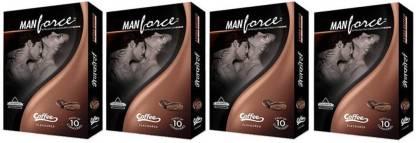 MANFORCE Coffee Condom