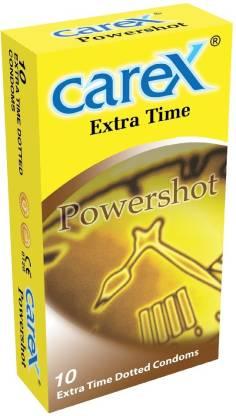 CAREX Powershot (Karex,Malaysia) Condom