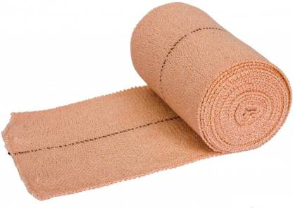 I Krepp 4 meter Stretched Length Cotton Crepe Bandage