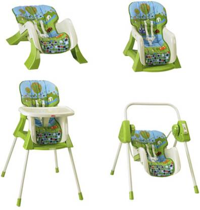 FISHER-PRICE EZ Bundle 4 in 1 Baby System